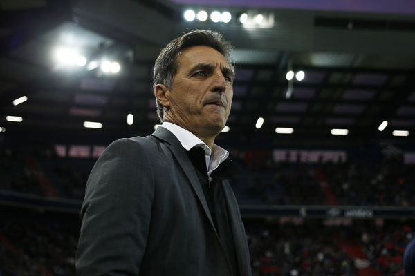 L'entraîneur amiénois veut à tout prix éviter la relégation en s'imposant à Reims.