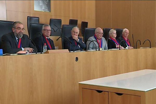 L'audience solennelle du conseil des prud'hommes de Caen ce mardi 15 janvier 2019