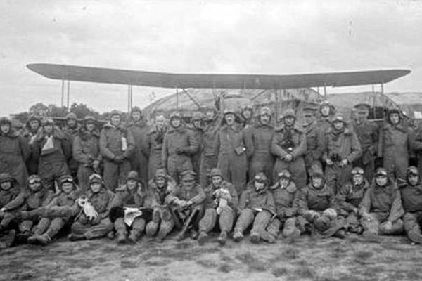 14-18 : La naissance de la RAF, le Royal Flying Corp