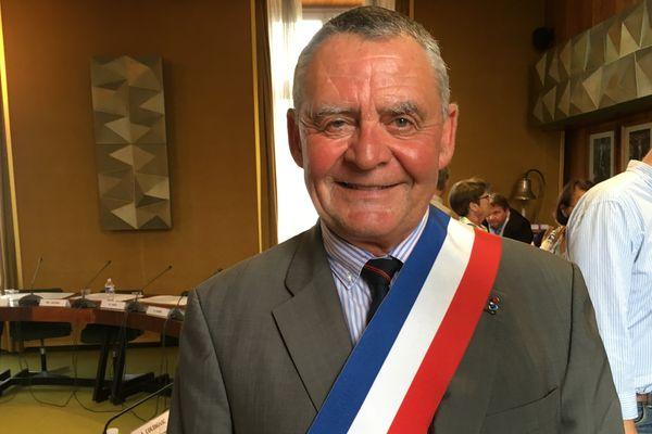 Patrick Marengo, nouveau maire de Royan, succède à Didier Quentin