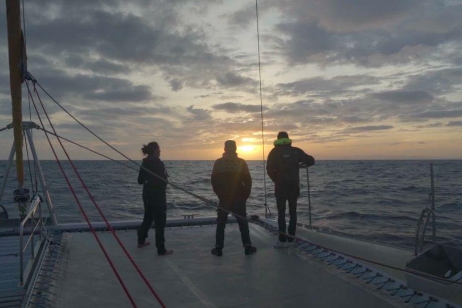 L'incroyable aventure de la première navette à la voile entre Quiberon et Belle-Île