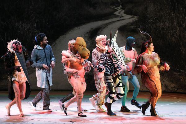 Le royaume des animaux, spectacle crée par Marcial di Fonzo Bo et Elise Vigier, sera repris l'an prochain