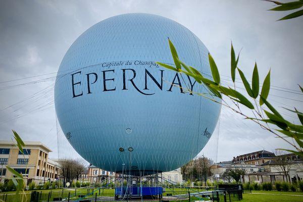 La ville d'Epernay au plus haut du palmarès des villes internet 2021.
