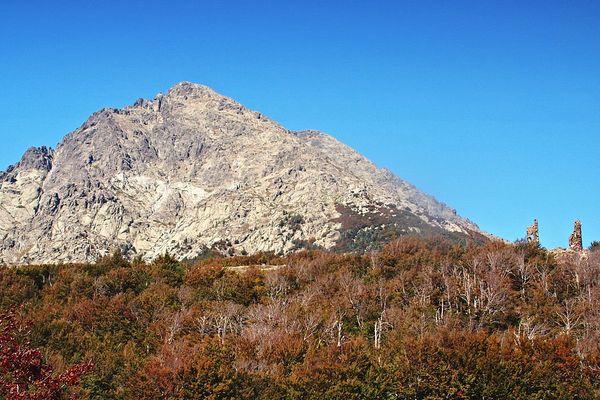 Le col de Vizzanova, où le touriste a été aperçu pour la dernière fois