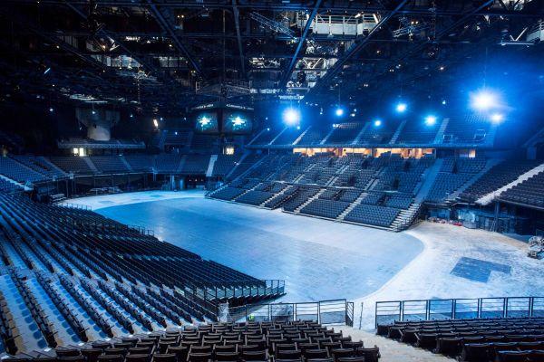 Le concert test aura lieu à l'Accor Arena Bercy le 29 mai.
