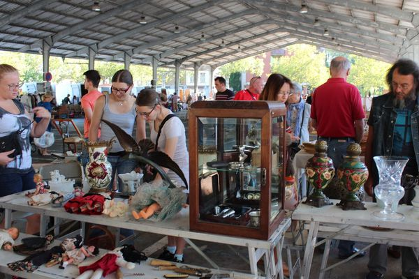 La brocante de Castelviel sera ouverte de 7h à 17h tous les samedis de l'année.