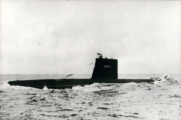 """Le sous-marin disparu en 1968 au large de Toulon est au coeur du documentaire de Claude Ardid et Nadège Hubert, """"Sous-marin La Minerve : 50 ans de mystère""""."""