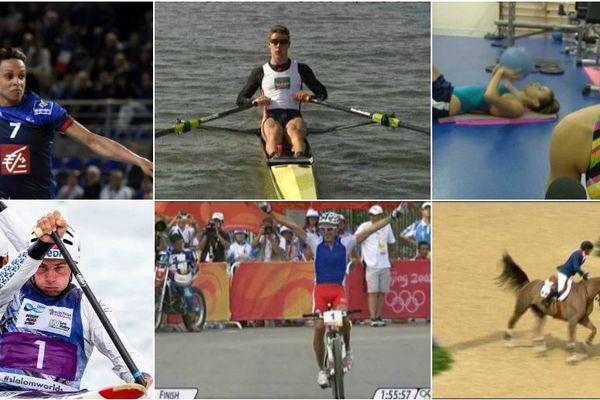 Les lorrains en quête de médailles à Rio