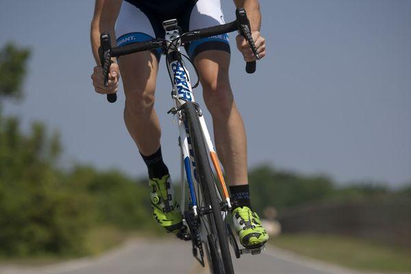 Cycliste illustration
