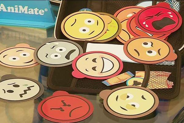 Des jeux pour aider les victimes à exprimer leurs émotions