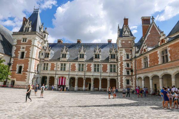 Le château royal de Blois est l'un des rares châteaux à être propriété de la ville. (Photo d'archives)