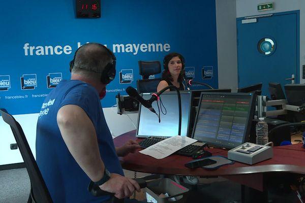 France Bleu Mayenne fête ses 40 ans d'existence