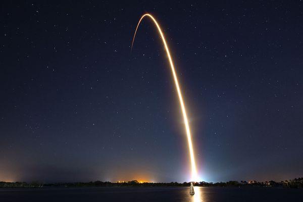 Le lancement d'un satellite, à Cap Canaveral, en février - Photo d'illustration