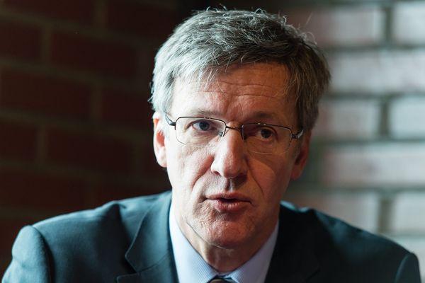 Bruno Duvergé, nouveau député de la 1ère circonscription du Pas-de-Calais