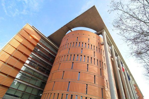 Le tribunal judiciaire de Toulouse (Haute-Garonne)