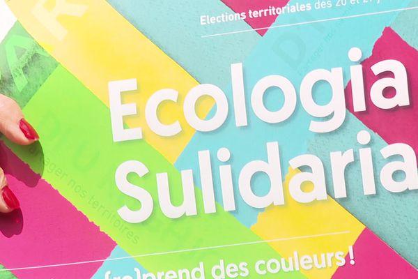 Ecologia Sulidaria, le début d'une démarche pour, enfin, faire entendre clairement la voix écologiste en Corse ?