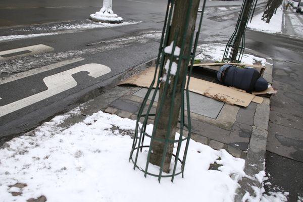 Les sans-abri du Cantal pourront désormais contacter le 115 à tout moment du jour ou de la nuit, pour trouver un abris. (Photo d'illustration)