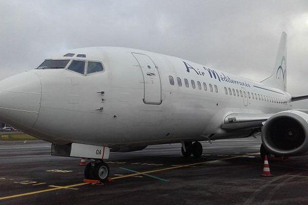Deux Boeing d'Air Méditerranée ont été immobilisés sur l'aéroport de Tarbes