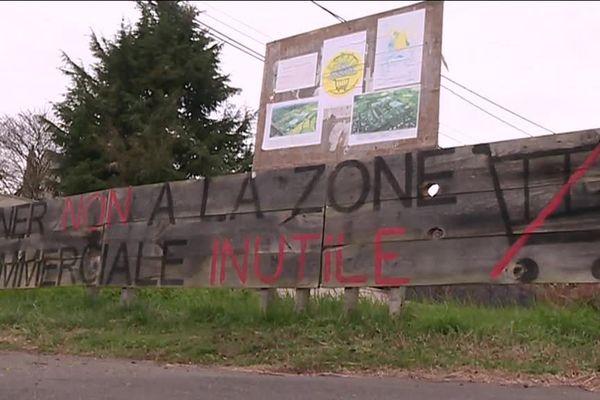 Le tribunal administratif de Nantes a débouté la demande des opposants au projet de zone commerciale.