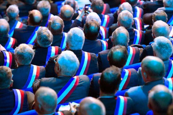 Assises des maires bretons à Saint Brieuc le 3 avril 2019