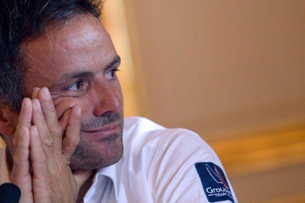 Franck Cammas (juin 2015)