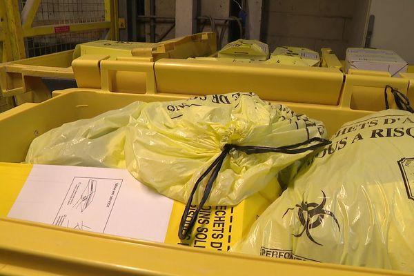 Deux fois plus de déchets hospitaliers à incinérer au centre de Noyelles-sous-lens (62)