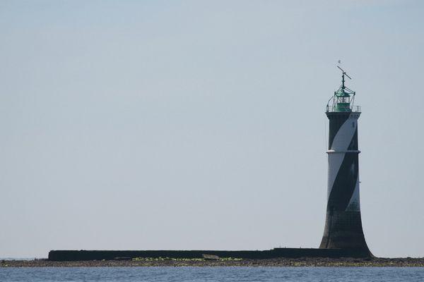 Le phare du Croisic, dont le phare parisien est la réplique.