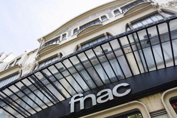L'un des 80 magasins Fnac en France