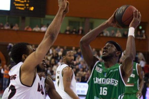 DIJON Le 14/04/2014 - Basket Pro A JDA-Limoges