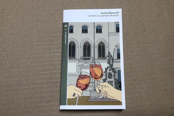 L'un des livres de Gabriel Matzneff, renvoyé à l'éditeur par ce libraire de Reims.