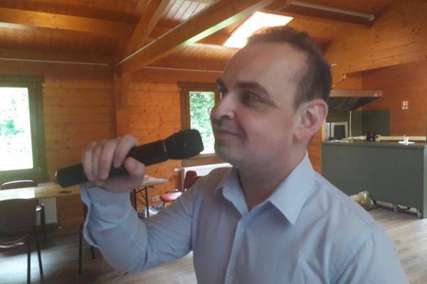 """Kévin Lobjois, originaire de Cambrai, a témoigné pour le documentaire """"Paroles Paroles"""""""