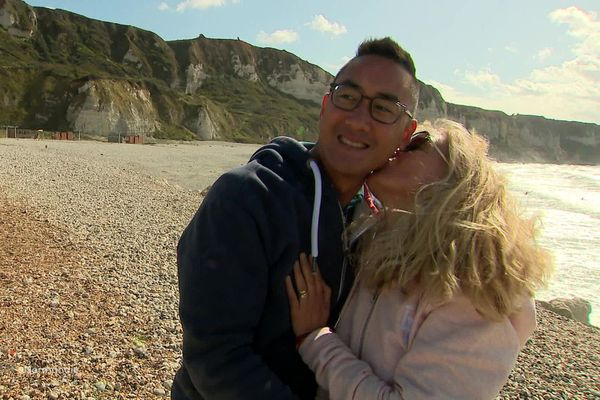 Sophie et Khiem ont décidé de venir s'installer définitivement en Normandie après le confinement.