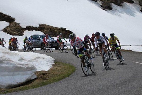 108 coureurs au départ de Saint-Girons pour la Ronde de l'isard, ce jeudi
