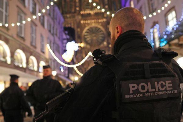 Les forces de l'ordre sont mobilisées pour les fêtes de Noël