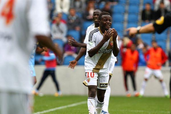 Le RC Lens a encaissé 6 buts au Havre
