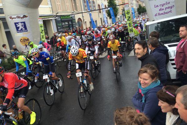 Plus de 2500 cyclo-sportifs se sont donnés rendez-vous depuis le 30 juin sur les routes du Livradois