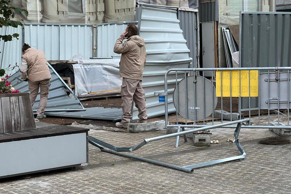 Tempête Aurore en Champagne-Ardenne : pas de blessés, mais de nombreuses interventions