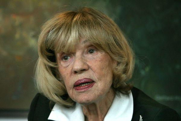 Jeanne Moreau en 2007