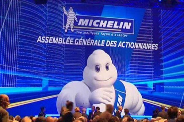 En 2015, Michelin affiche un bilan exceptionnel. Les voyants sont au vert pour le le numéro un mondial du pneumatique.