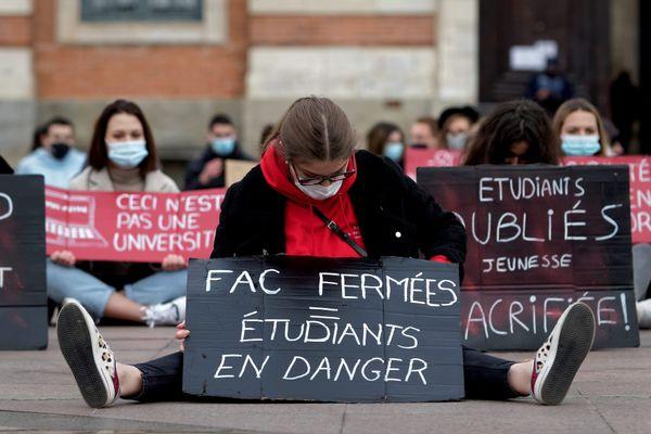 A Montpellier, un dispositif a été mis en place pour détecter les étudiants en détresse dans les cités universitaires - février 2021