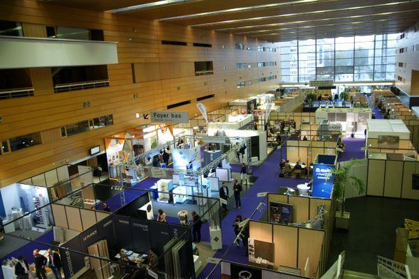 Les ateliers du commerce en 2018 à Nantes.
