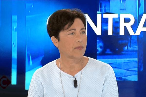 """02/04/2017 - Cuntrastu, Hélène Constanty, auteur de la """"Corse, l'étreinte mafieuse"""""""
