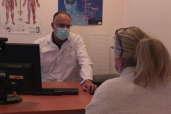 Le centre anti-douleur du CHU de Montpellier propose un accompagnement aux patients atteints de fibromyalgie. - Montpellier (Hérault) - 12 mai 2021