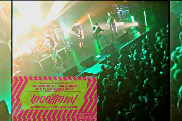 Le Noumatrouff, salle de concert mulhousienne, fête ses 25 ans