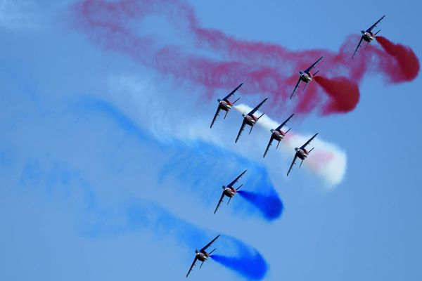 Le 15 septembre 2028, la Patrouille de France avait fait le show lors du meeting aerien Cervolix à Issoire (Puy-de-Dôme). La PAF était annoncée en 2020 mais, en raison de l'épidémie de Covid 19, l'édition 2020 de Cervolix vient d'être annulée.