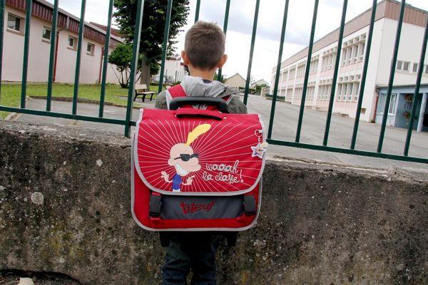 Timéo, victime de harcèlement scolaire dans son école primaire en Haute-Marne, a repris les cours avec un emploi du temps aménagé à la rentrée 2019 dans son nouveau collège