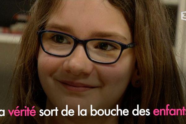 Juliette Roché et Delphine Vandal-Morin, de France 3 à Bourges, sont allés poser des questions à des écoliers de Bourges sur le président de la république.