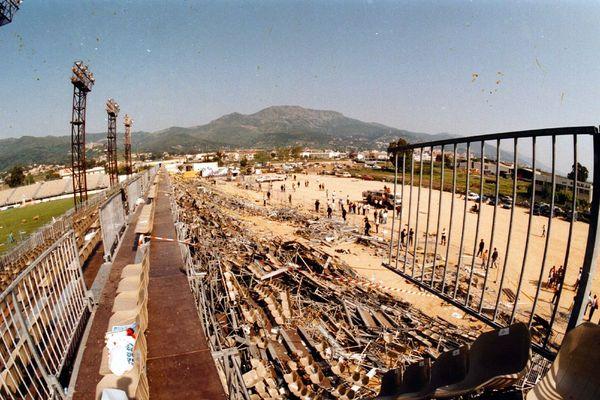 La catastrophe de Furiani a fait 18 morts et 2 357 blessés.