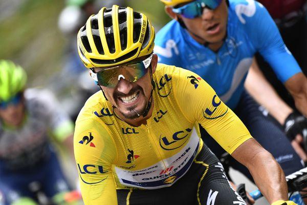 Après avoir porté le maillot jaune pendant 14 jours sur le Tour de France, Julian Alaphilippe est attendu lors des championnats du monde de cyclisme sur route.