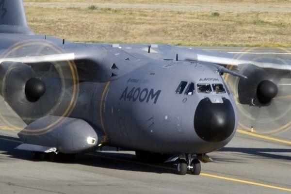 Le nouveau transport de troupes d'Aibus, l'A400M